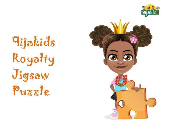 9ija Royalty Jigsaw Puzzle
