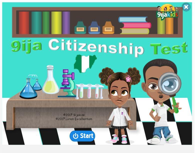 9ija Citizenship Test