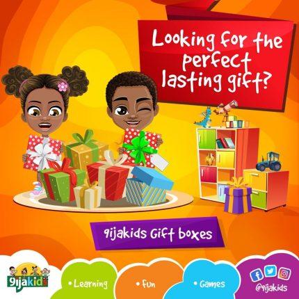 9ijakids Gift Box