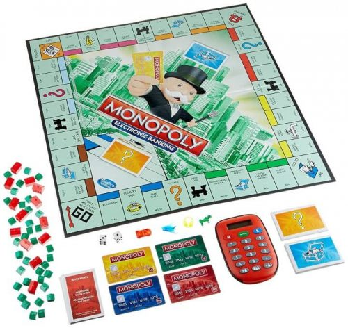 5 Financial Lessons Monopoly Board Game Teaches Your Child