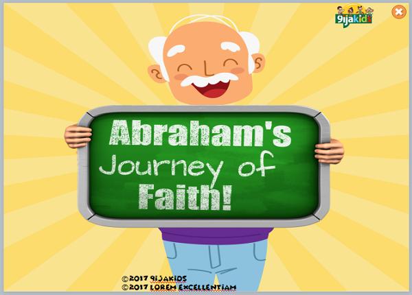 Abraham's Journey of Faith