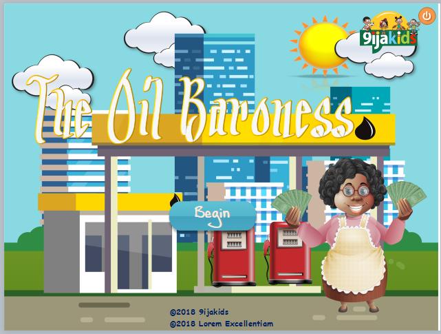 The Oil Baroness (Anna)