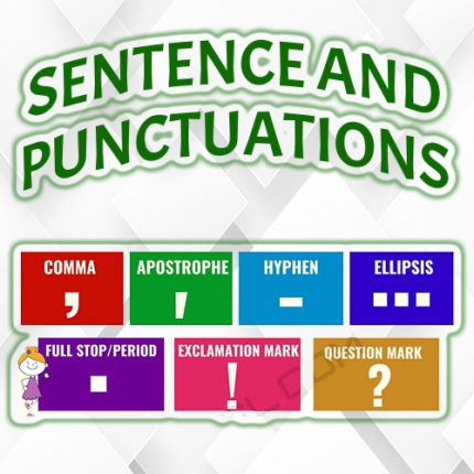 Sentences and Punctuations