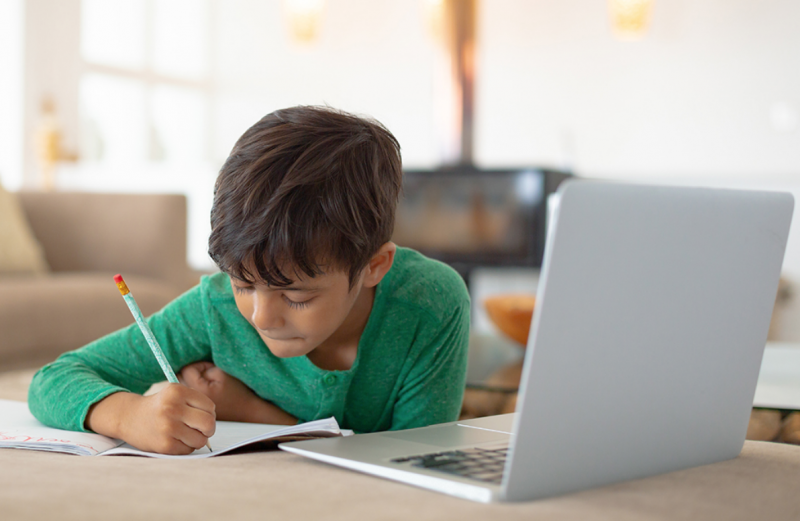 5 Key Tips To Keep Kids Engaged And Motivated During Online Learning