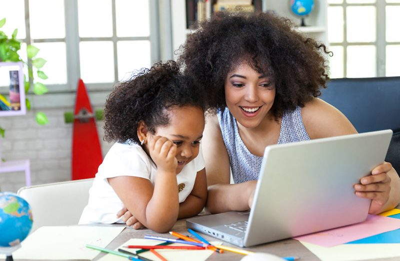Help Your Child Stay Focused and Engaged During Online Learning