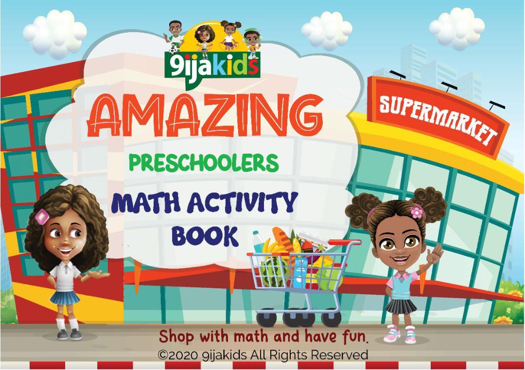 Amazing Preschoolers Maths Activity Book