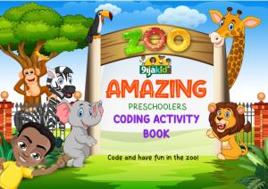 Amazing Preschoolers Coding Activity Book
