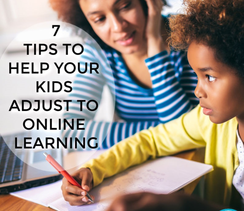How To Help Your Child With Online Learning