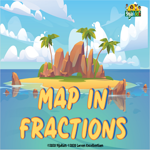 Map in Fractions