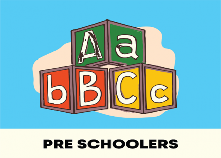 Pre-Schooler Games