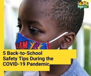 Back to school safety tips during COVID-19