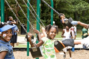 10 Ways to Keep Your Pre-schooler Safe At The Playground