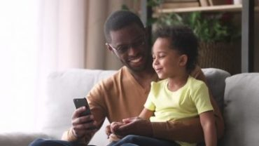 Is Your Child Playing With Your Phone Or Tablet?