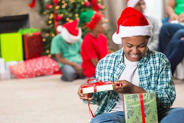 Christmas Gift for Kids; The 4 Gift Rules